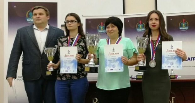 Оксана Грицаева из Феодосии выиграла высшую лигу чемпионата РФ по шахматам среди женщин