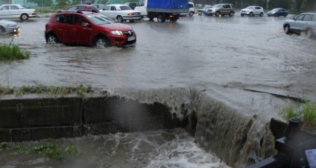 В Крыму опасаются селей и подъема воды в реках