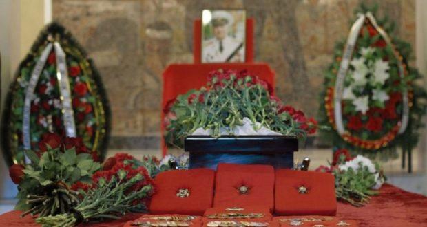 В Севастополе простились с ветераном Великой Отечественной войны Иваном Мацигором