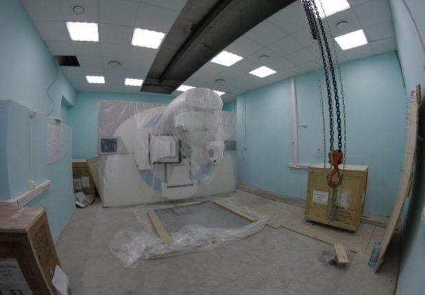 В Севастополе после капремонта открыли онкологический диспансер