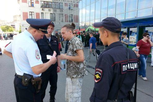 29 июля, в День ВМФ в Севастополе полиция будет досматривать граждан
