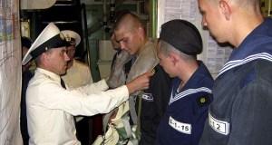Моряки Черноморского флота отработали на тренажерах навыки борьбы за живучесть кораблей