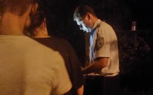За ночь в Аршинцево керченская полиция поймала восемь пьяных подростков