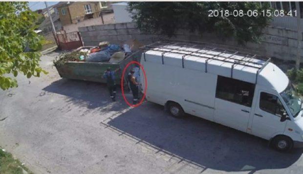 В Симферополе штрафуют горожан за несанкционированный сброс мусора