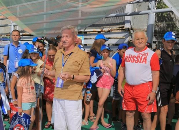 В МДЦ «Артек» устроили самое большое поле для настольных игр в России
