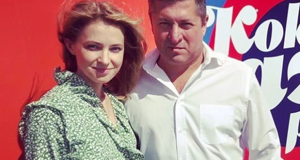 Наталья Поклонская появилась на людях с мужем. В Коктебеле
