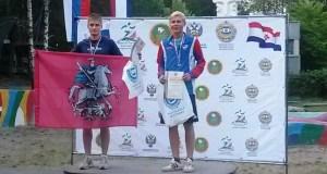 Крымчане - в призёрах Кубка и первенства России по спортивному ориентированию