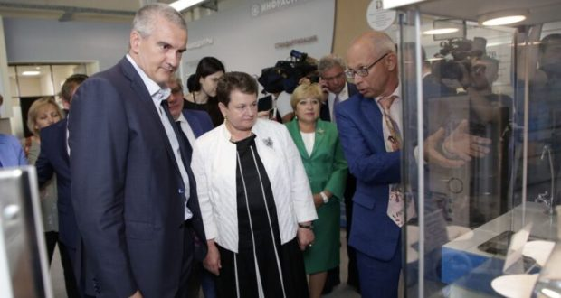 Специалисты из Владимира займутся опреснением воды в Крыму