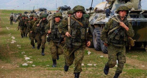 По тревоге на юге России поднят спецназ. Учения в ЮВО