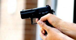 В Симферополе инвалид выстрелил в прохожего на улице