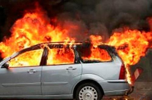 Внимание, розыск! Полиция ищет поджигателя автомобилей в Крыму. Фото, приметы.
