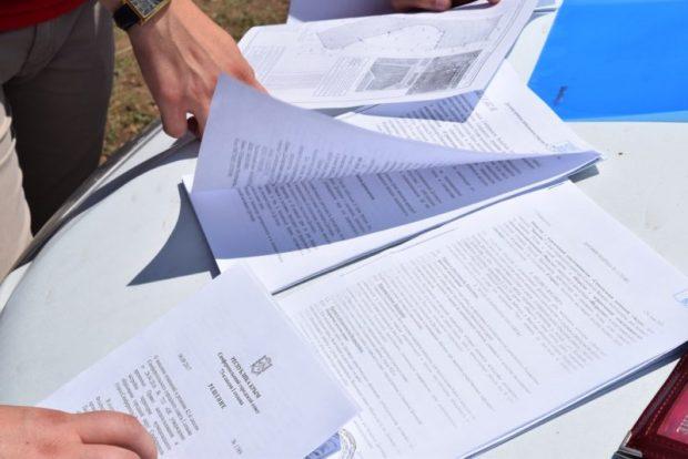 Комиссия из администрации Симферополя проверила район строительства массива «Крымская роза»