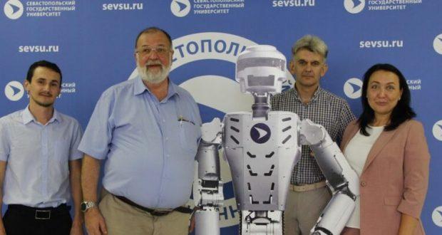Севастопольские учёные создадут руку-манипулятор для подводной сварки