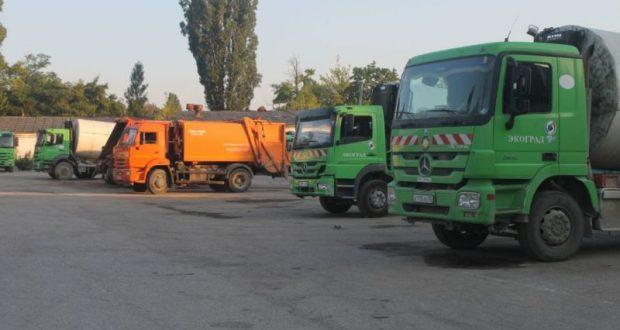 На ремонт мусороуборочной техники в Симферополе выделят дополнительные деньги