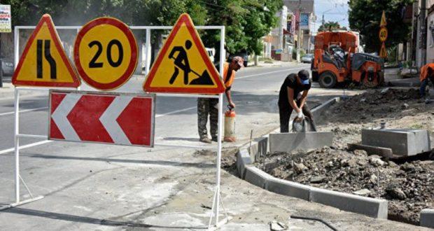 В крымской столице стартует капитальный ремонт дорог. С каких симферопольских улиц начнут
