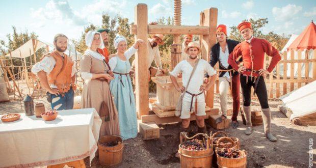 13-16 сентября под Севастополем - Крымский военно-исторический фестиваль