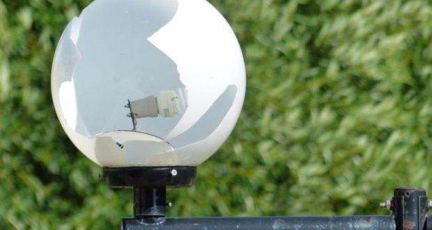 В Феодосии осудили парня, разбившего плафоны фонарей светомузыкального фонтана