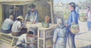 3 августа в Алуште - выставка работ Александры Азовцевой «Возвращение. Долгий путь домой»
