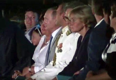 Владимир Путин прибыл в Севастополь на открытие фестиваля «Опера в Херсонесе»