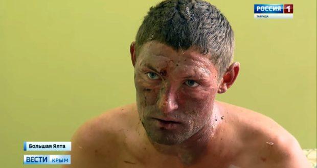В Ялте уд арестовал ревнивца, который поджог свою девушку. Приговор оглашали в больнице