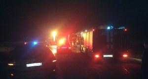 Ночное ДТП на трассе «Симферополь – Керчь». Самосвал не разминулся с кроссовером