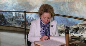 Спикер Совета Федерации Валентина Матвиенко сегодня побывает на «Опере в Херсонесе»