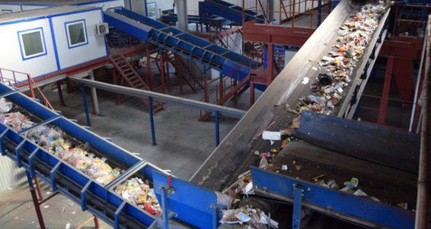 Монтаж мусоросортировочного завода в Симферополе проведут за месяц