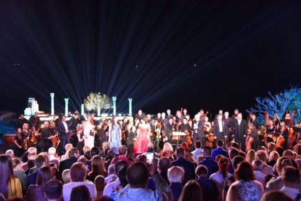 В Херсонесе в субботу вечером – «звезды» мирового балета