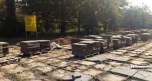 Реконструкция Комсомольского парка в Керчи стартовала