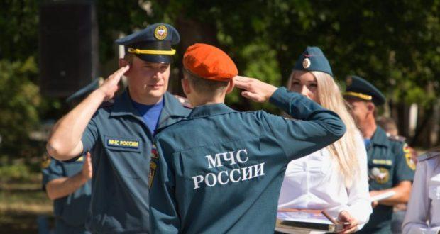 В Севастополе отметили 143-ю годовщину образования пожарной охраны Севастополя