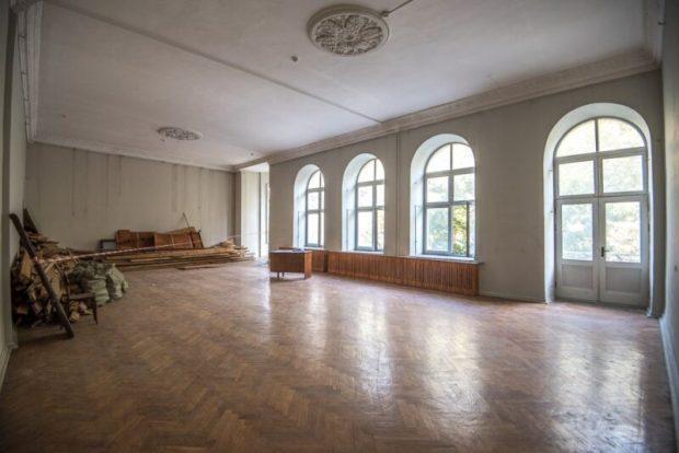 В Севастопольском художественном музее им. М.П. Крошицкого идёт реконструкция