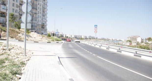 В Севастополе ремонт улицы Рыбацкий причал еще не завершен. Но скоро закончится
