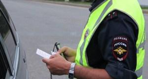 Симферополец не нашёл общего языка с инспектором ДПС. Полицейский травмирован