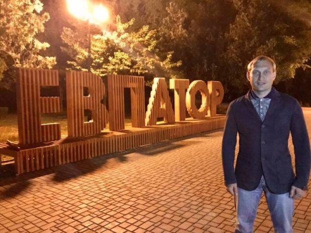 Глава администрации Евпатории Андрей Филонов жалуется на «повышенное внимание» силовиков