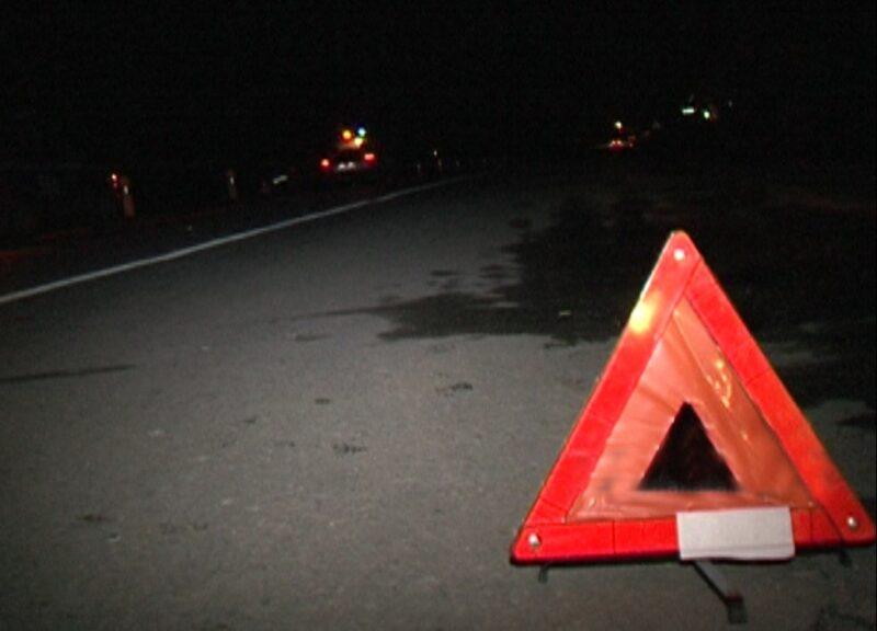 Вечернее ДТП на трассе Джанкой-Симферополь. Есть пострадавшие