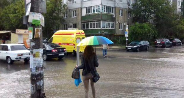 В Крыму погода резко изменится уже во вторник - дожди, ветер и похолодание