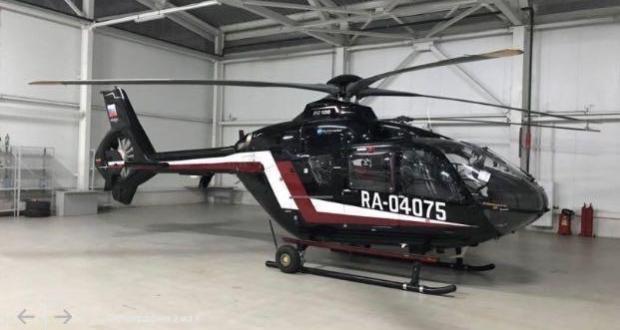 В Симферополе продают вертолёт. Самый дорогой в стране
