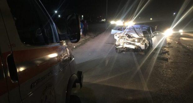 ДТП на трассе «Симферополь - Феодосия». Двое пострадавших