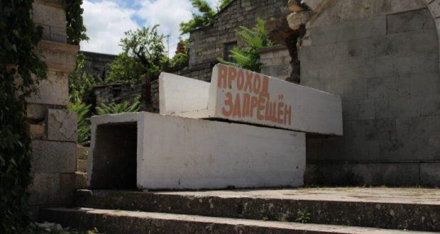 По отставанию работ на Большой Митридатской лестнице в Керчи проведут служебное расследование