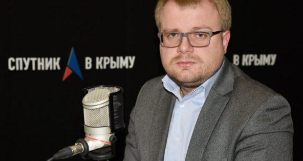 Крымский вице-премьер Полонский – о ситуации в Армянске