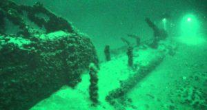Затонувшую у берегов Севастополя в 1909 году субмарину изучат ученые