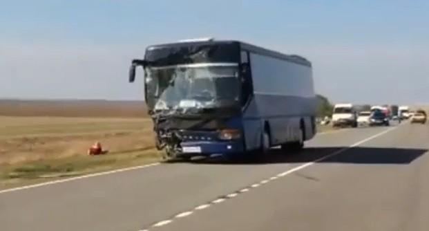 Страшное ДТП на дороге «Симферополь – Красноперекопск». Пятеро погибших