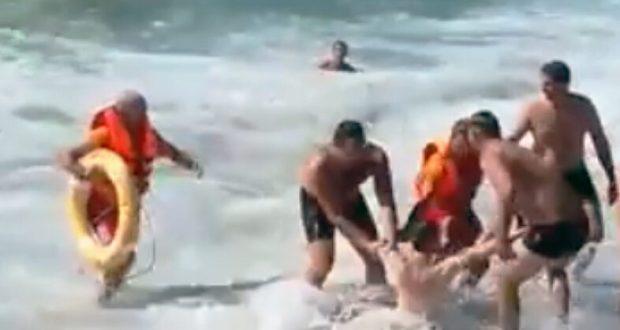 Хроника ЧП на море: во вторник на крымских пляжах утонули два человека