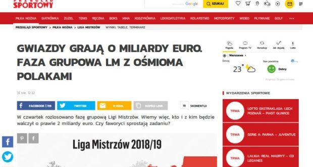 Очередной «географический скандал»: польское издание опубликовало карту России с Крымом