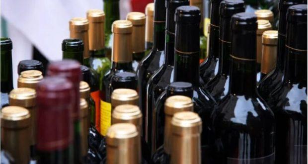 В Алуште из продажи изъяли крупную партию алкоголя