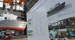 Первый этап модернизации феодосийского завода «Море» оценивается в 1 млрд. рублей
