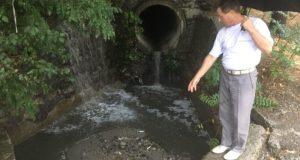 В Ялте предприниматели сливали канализационные воды в городскую реку и Чёрное море