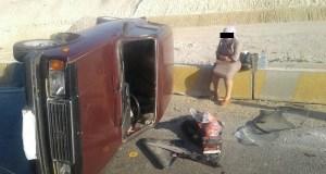 Массовое ДТП на трассе «Симферополь – Керчь» стало причиной двухчасовой пробки