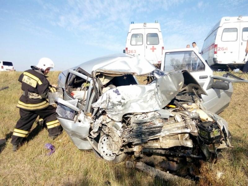 МВД проводят проверку по факту ДТП со смертельным исходом в Первомайском районе Крыма