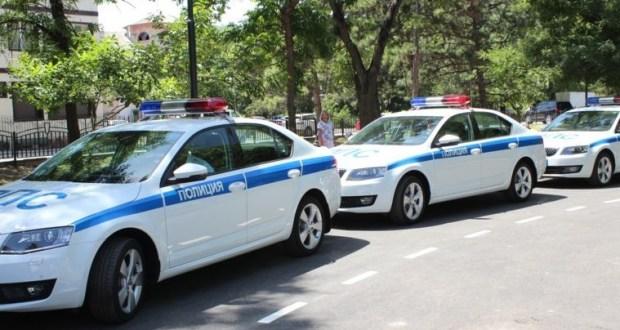 Крымских сотрудников ГИБДД поощрили за профессионализм при задержании особо опасного преступника